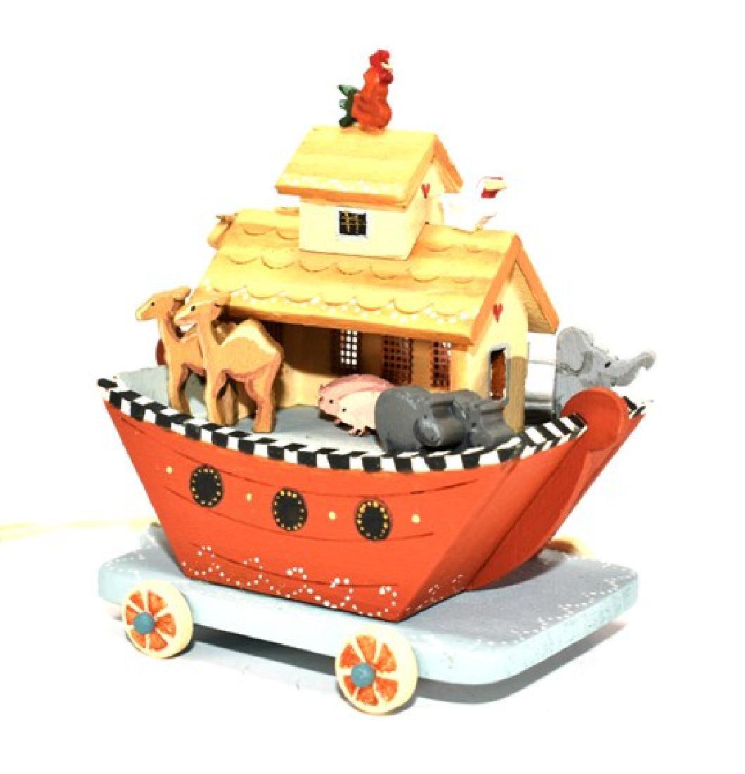 Epich & Hall Dollhouse Toy Miniatures - 3