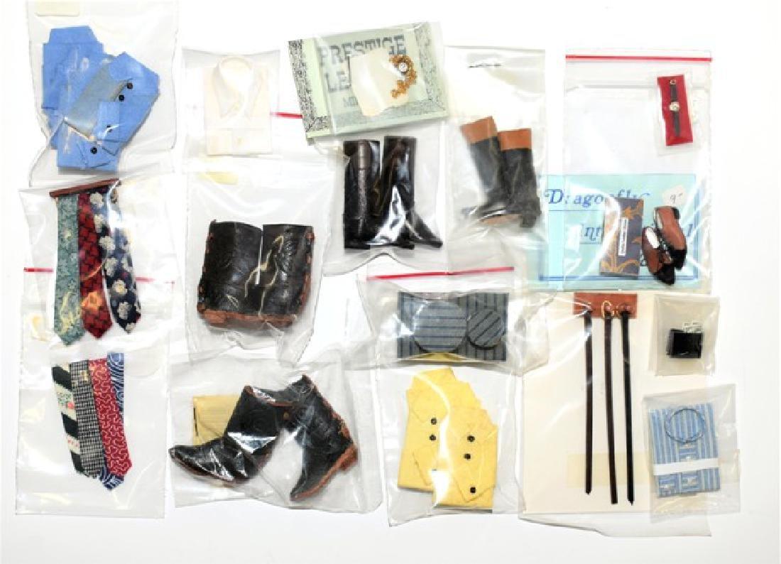 Dollhouse Miniature Men's Clothing