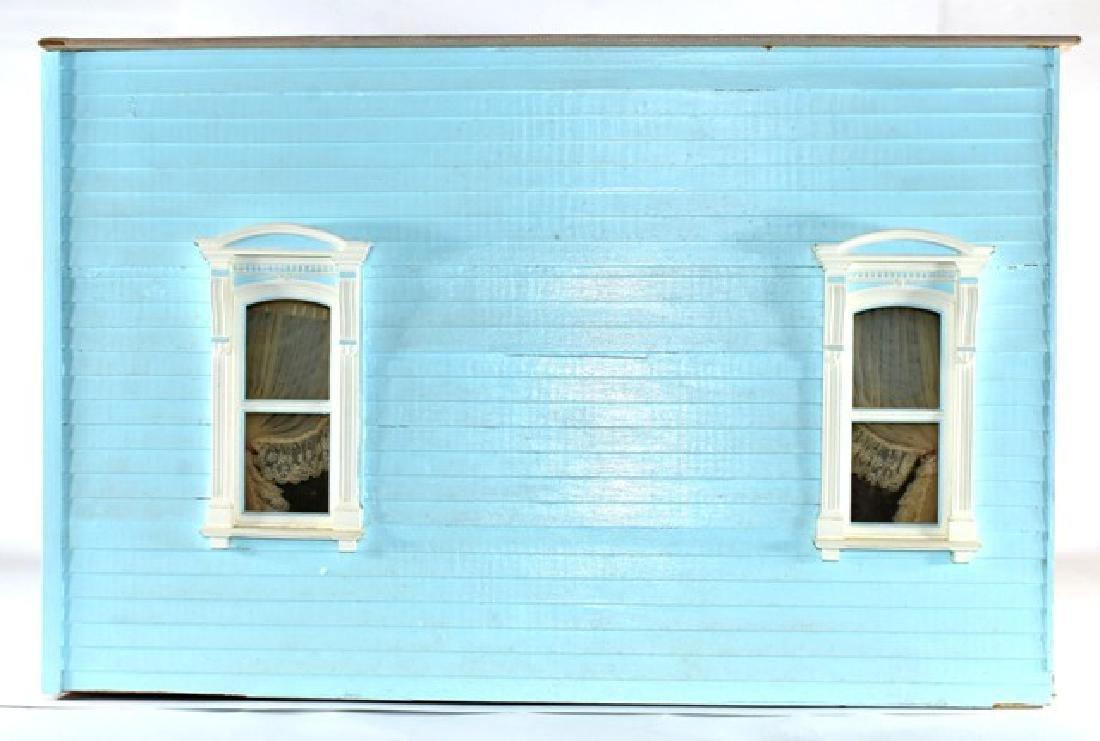 Georgian Bedroom Room Box Dollhouse - 6