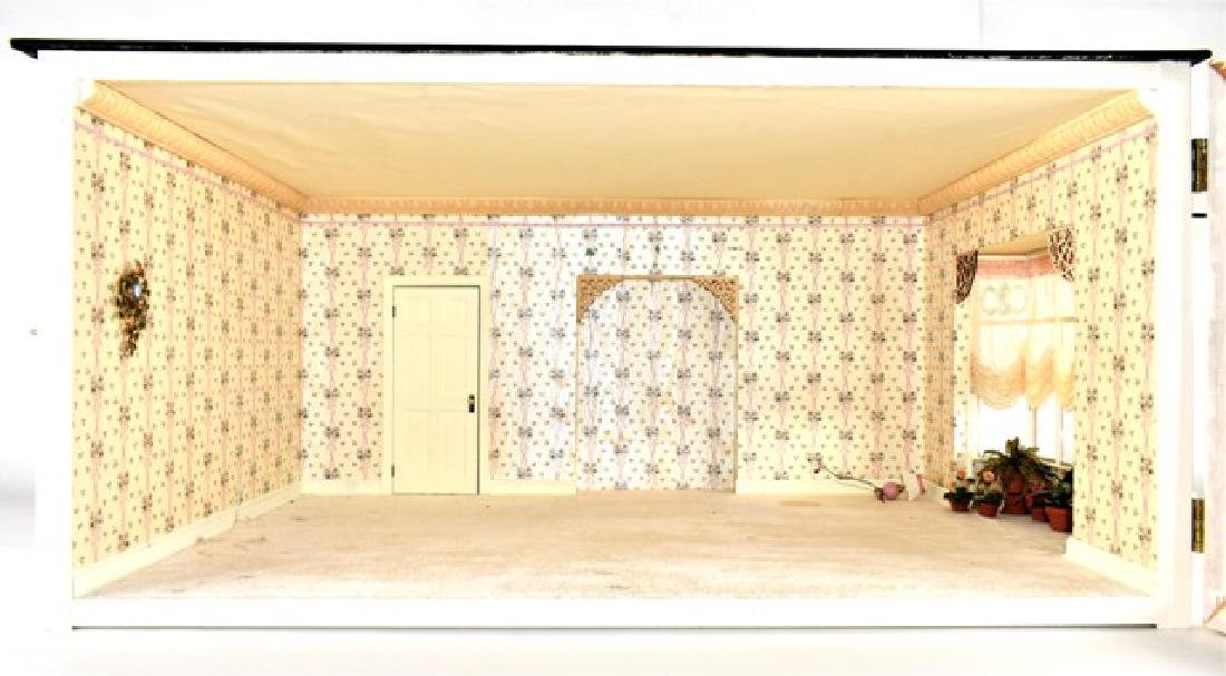Bedroom Room Box Dollhouse