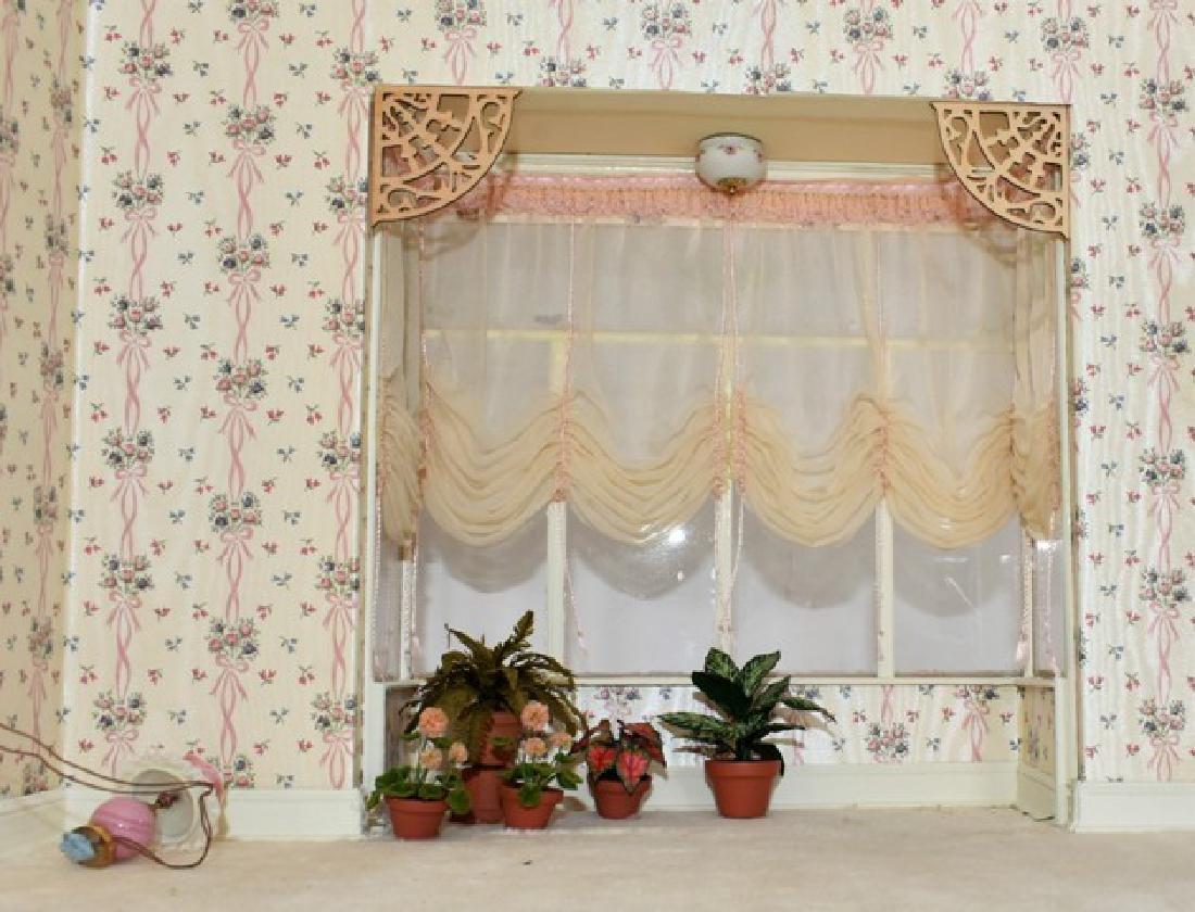 Bedroom Room Box Dollhouse - 3