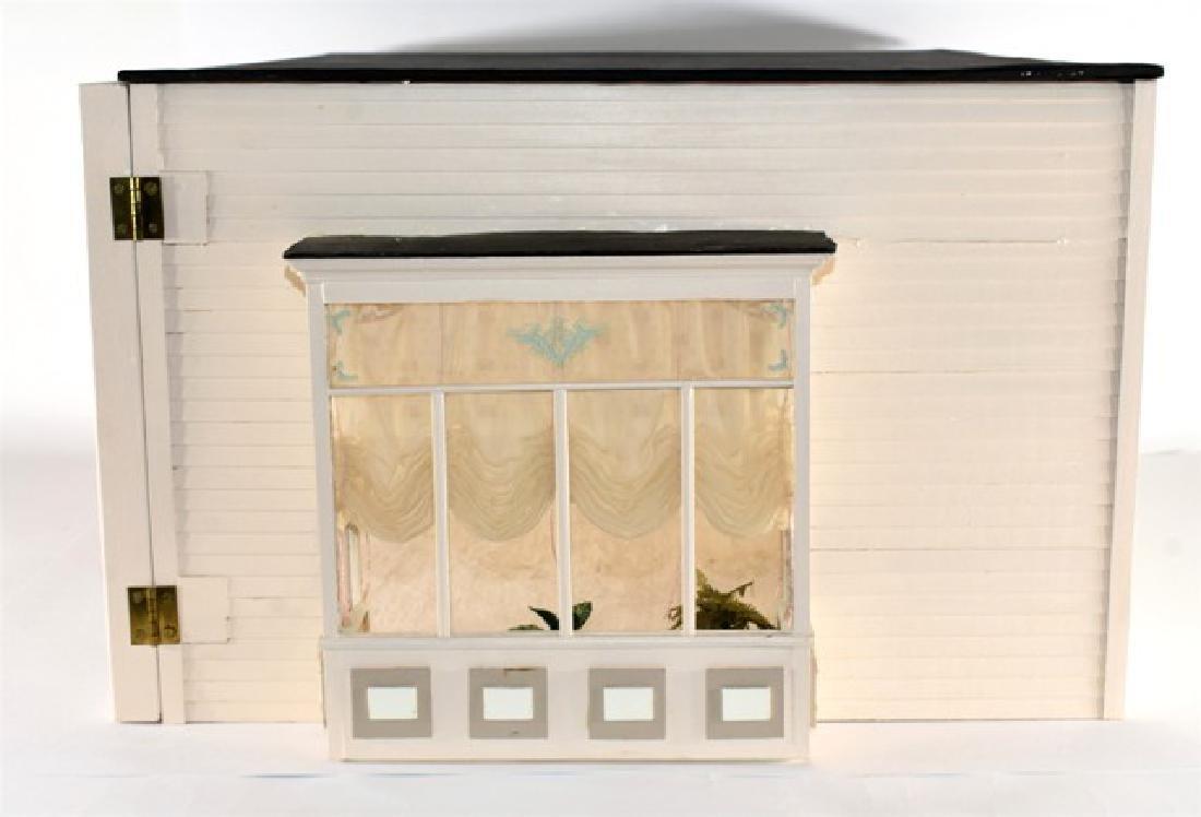 Bedroom Room Box Dollhouse - 4