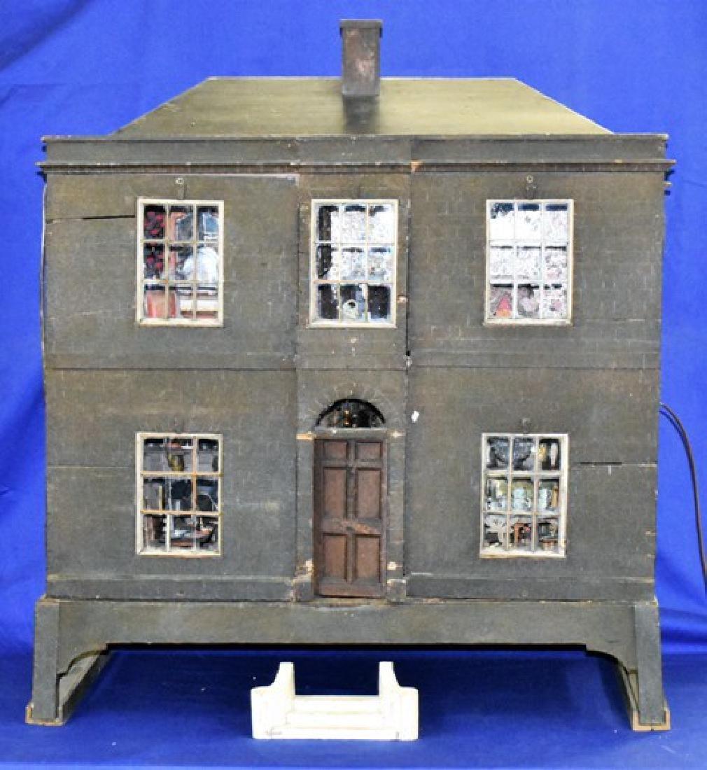 English Sturge House 1800  From Vivian Green Museum