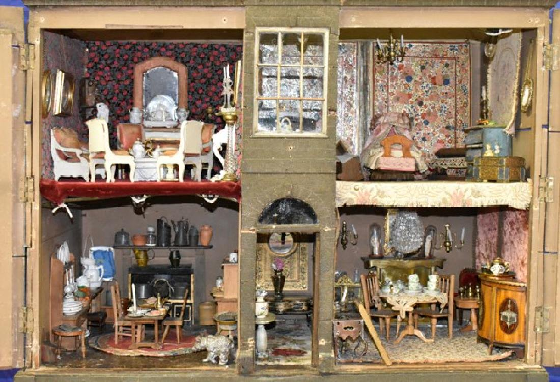 English Sturge House 1800  From Vivian Green Museum - 4