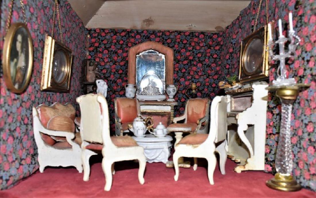 English Sturge House 1800  From Vivian Green Museum - 5