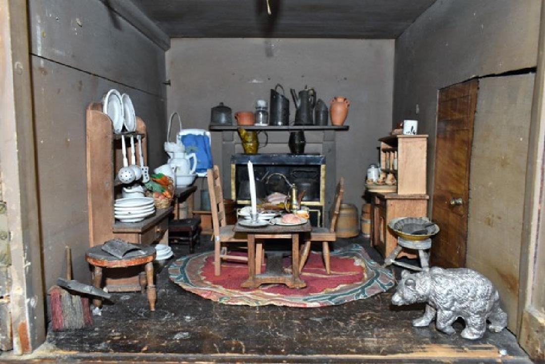 English Sturge House 1800  From Vivian Green Museum - 6