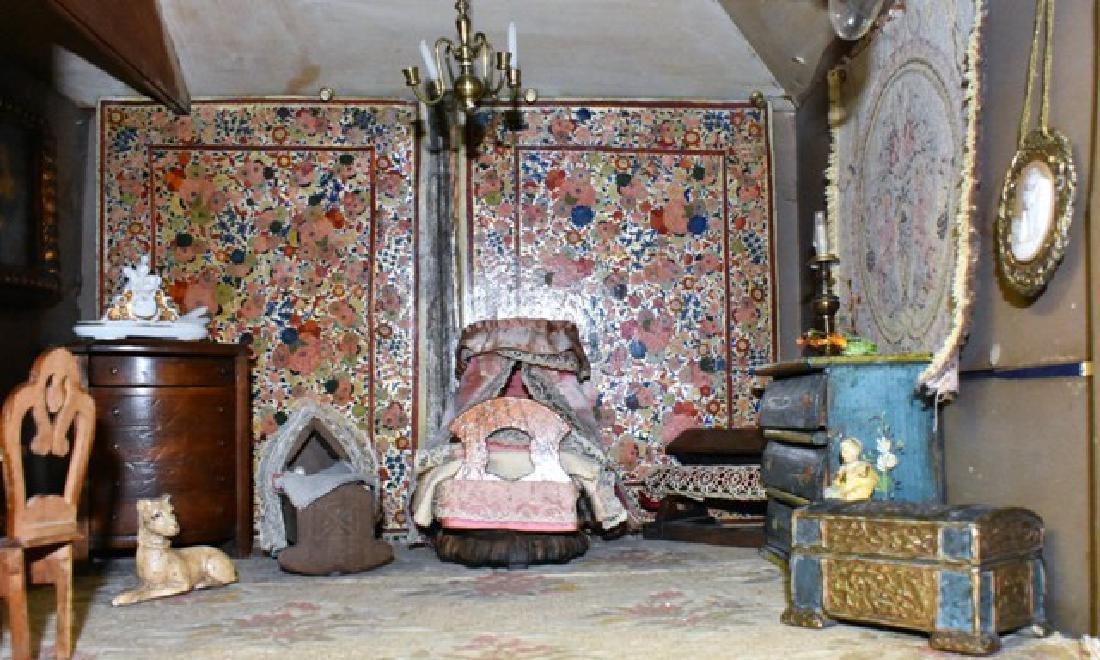 English Sturge House 1800  From Vivian Green Museum - 7