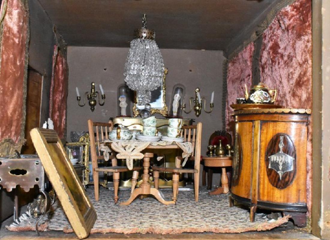 English Sturge House 1800  From Vivian Green Museum - 8