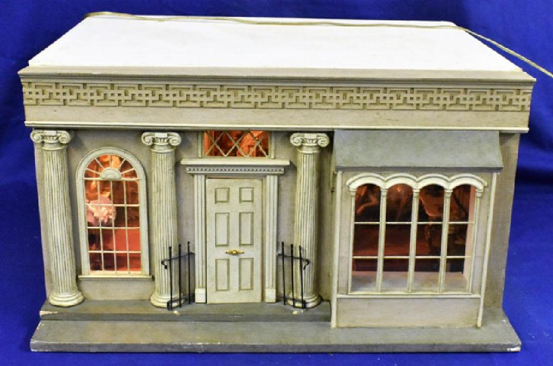 Dress Shop Room Box Dollhouse - 2