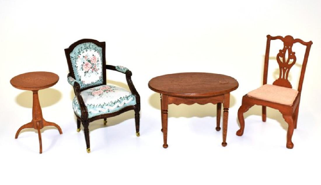 Hoffman, Gardner, Summers Dollhouse Furniture
