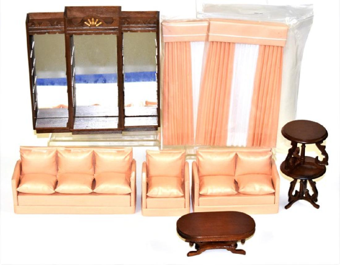 Pitty Pat Living Room Set & Others for Dollhouse