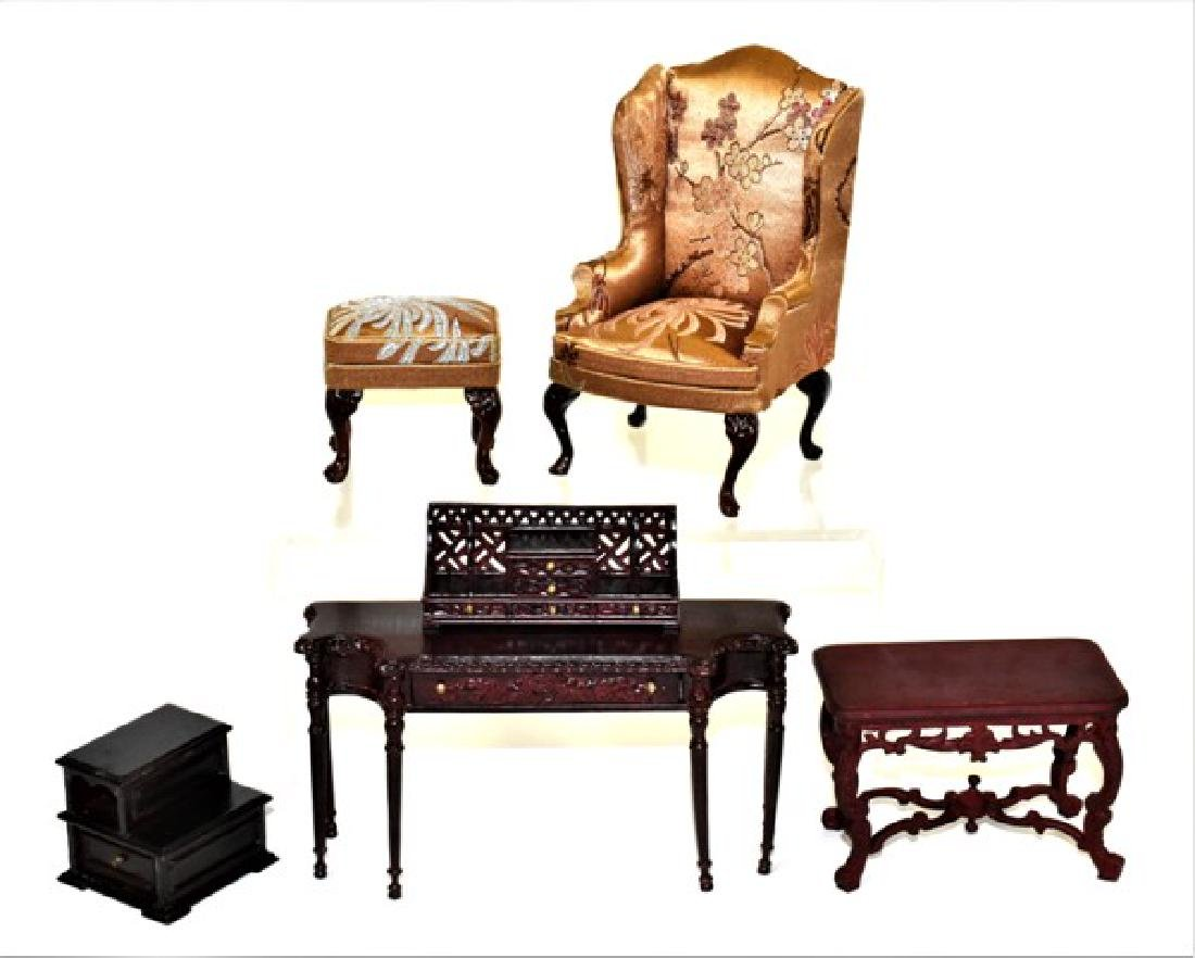 Bespaq Dollhouse Furniture Miniatures