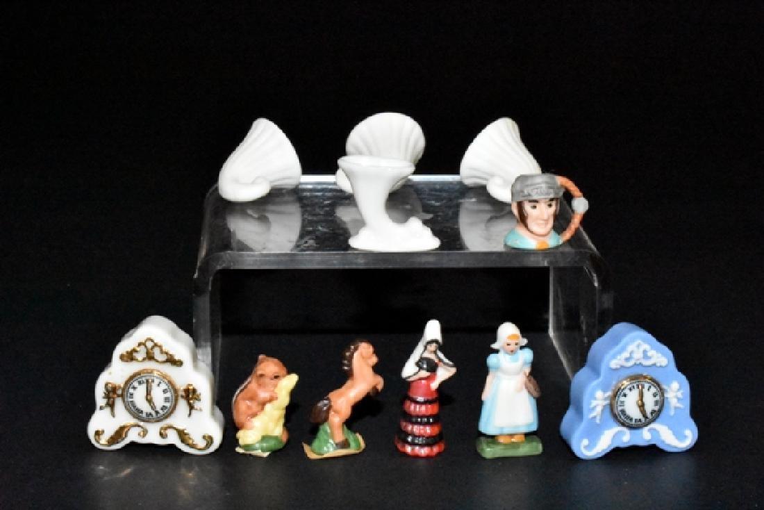 Carol Pongrasic Small Dollhouse Accessories Miniatures