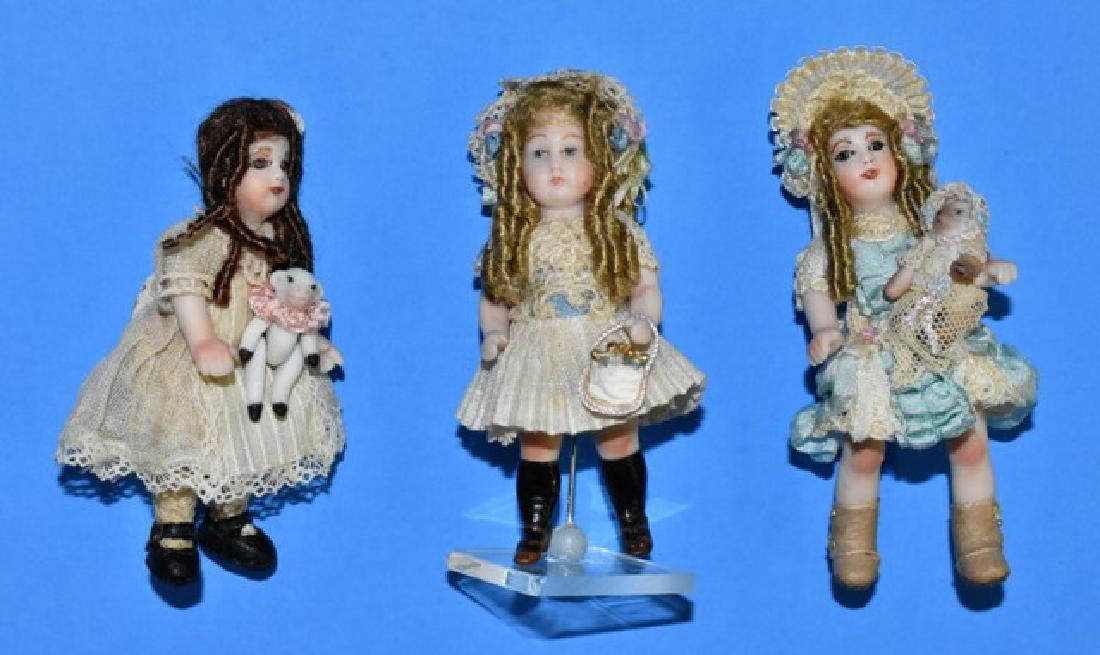 Lynn McEntire Artisan Dollhouse Dolls Miniatures