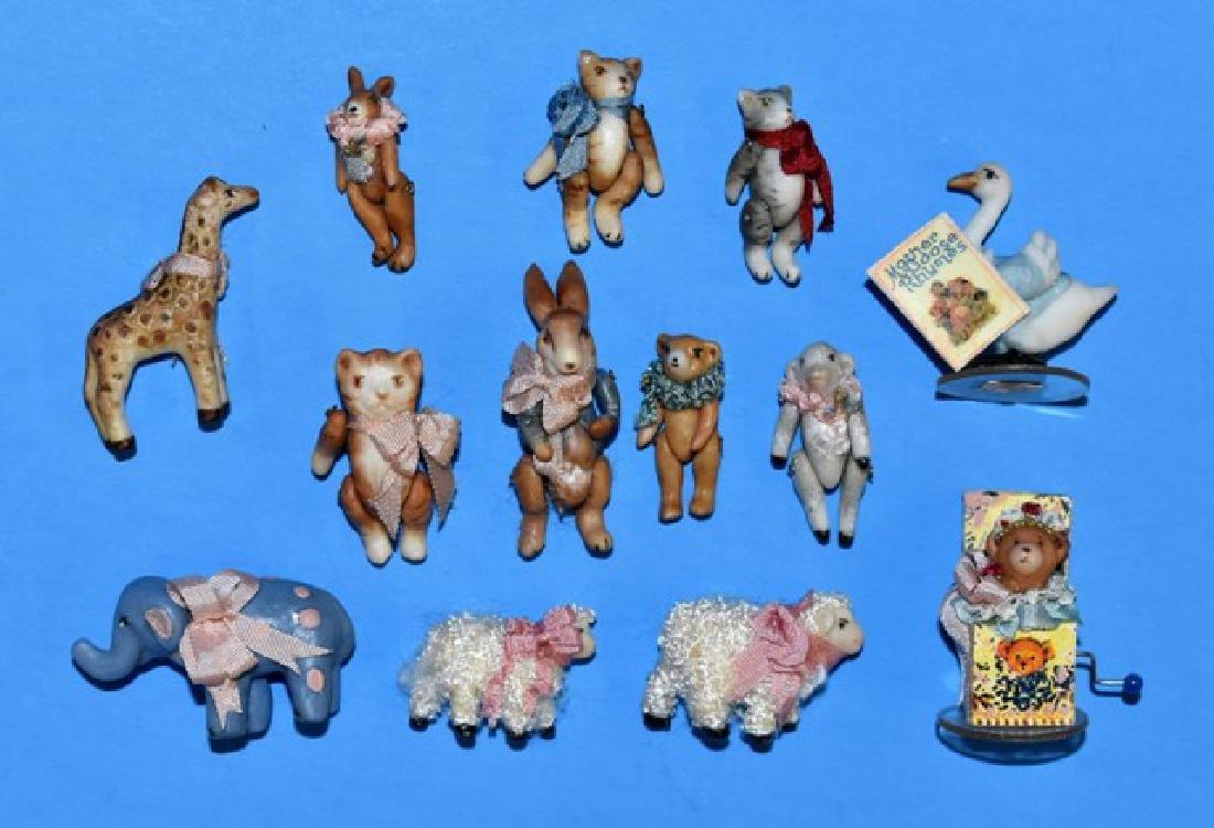Lynn McEntire Dollhouse Toys Miniatures