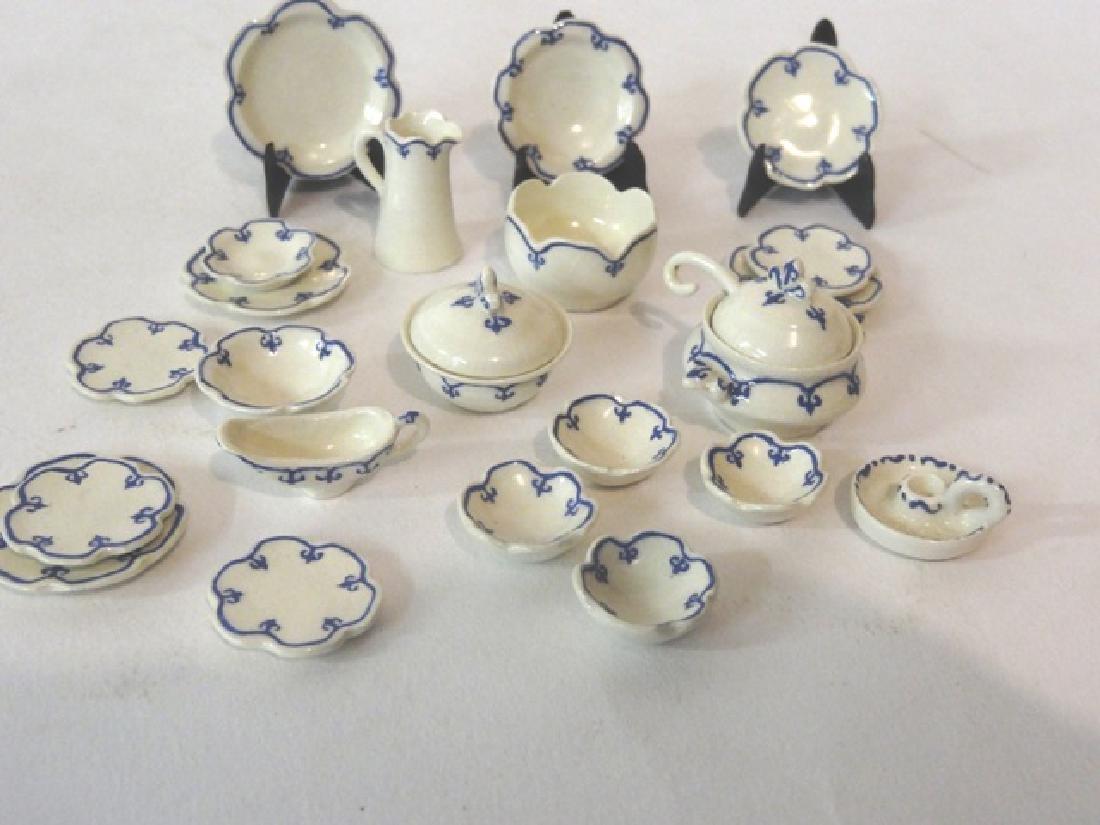 Debbie McKnight China Dollhouse Miniatures