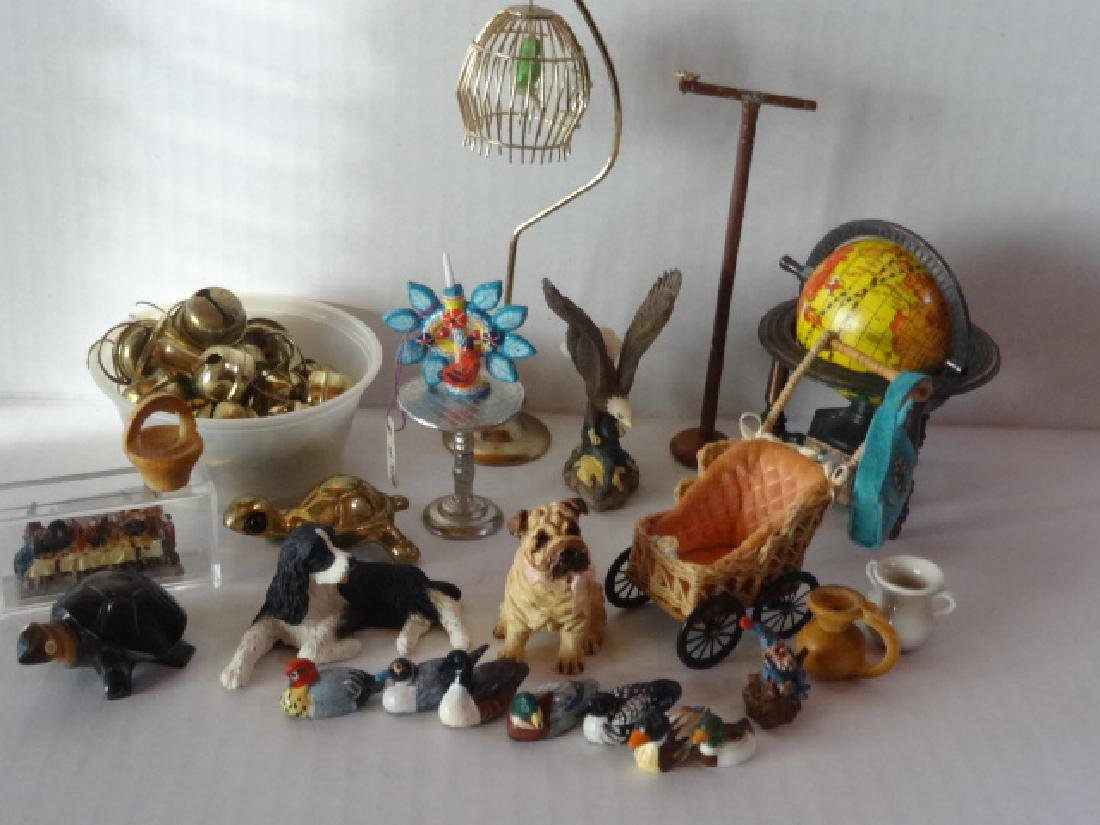 Dollhouse Miniature Accessories
