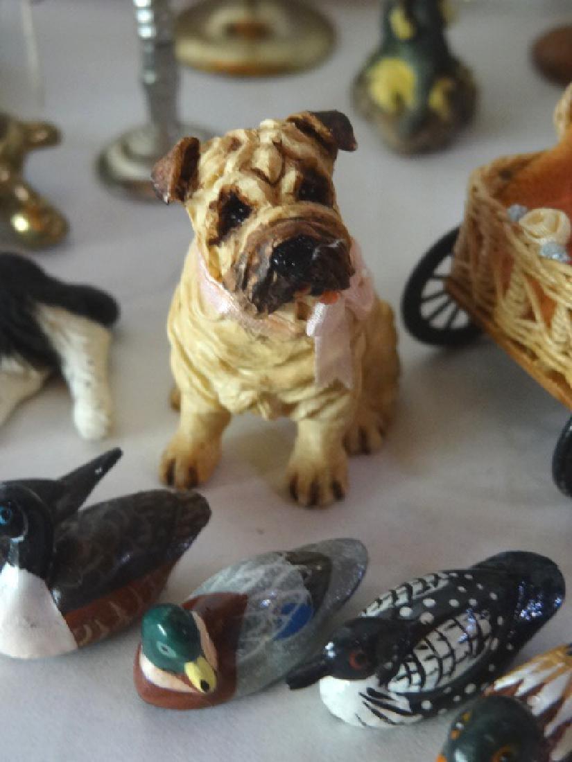 Dollhouse Miniature Accessories - 3