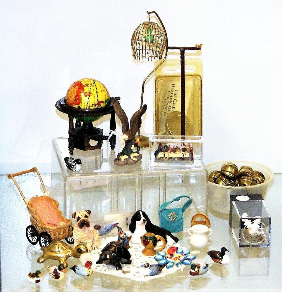 Dollhouse Miniature Accessories - 4