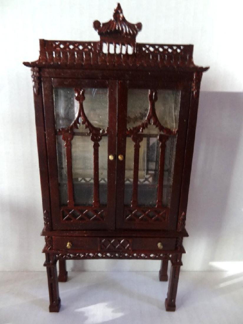 Dollhouse Oriental Miniature Furniture - 2