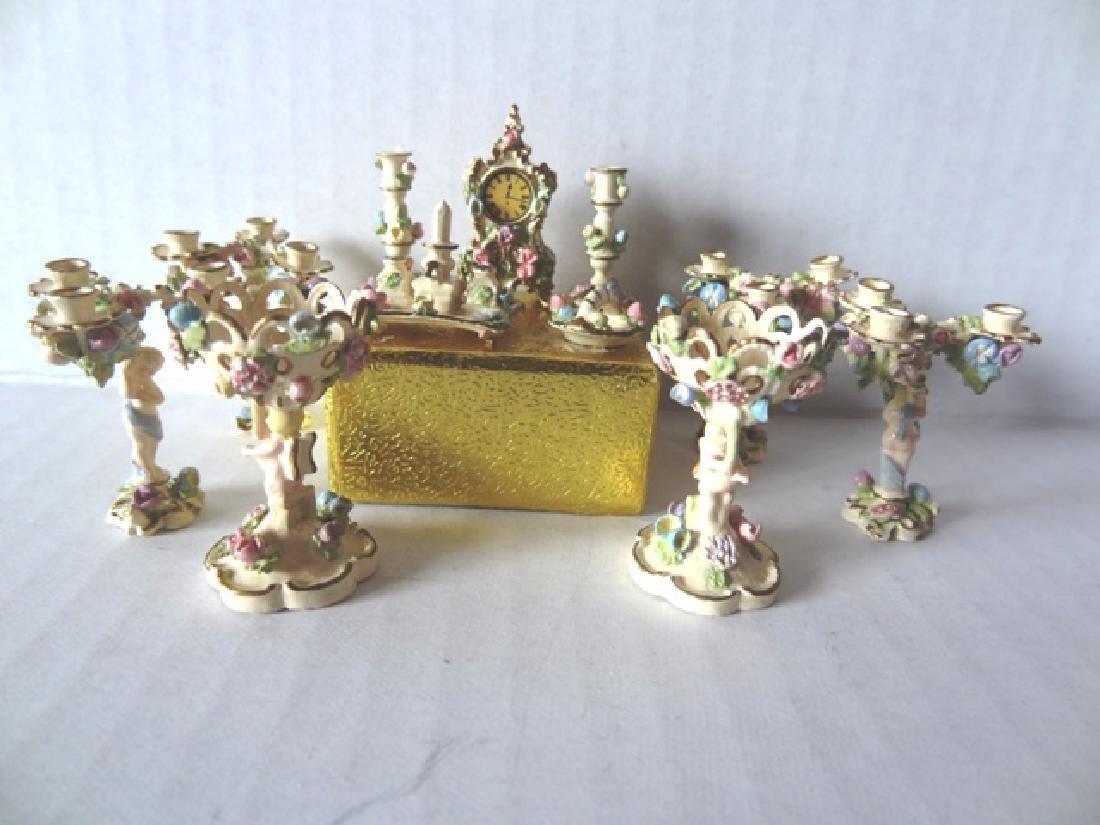 Elizabeth Fothergill Meissen Dollhouse Porcelain