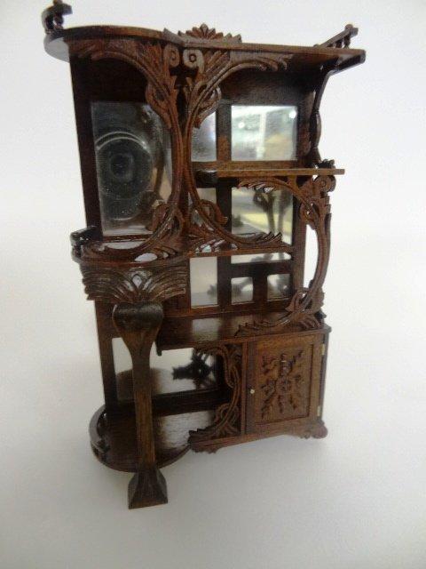 John G. Ottewill Etegere Dollhouse Miniature