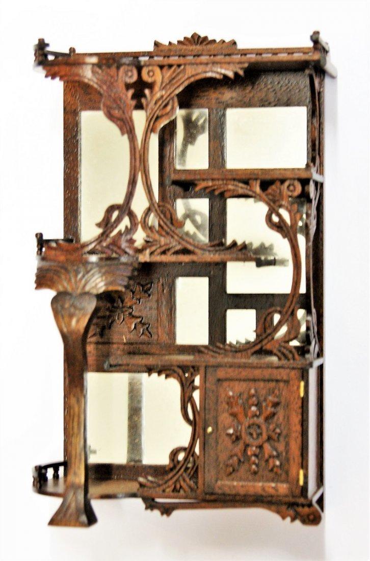 John G. Ottewill Etegere Dollhouse Miniature - 4