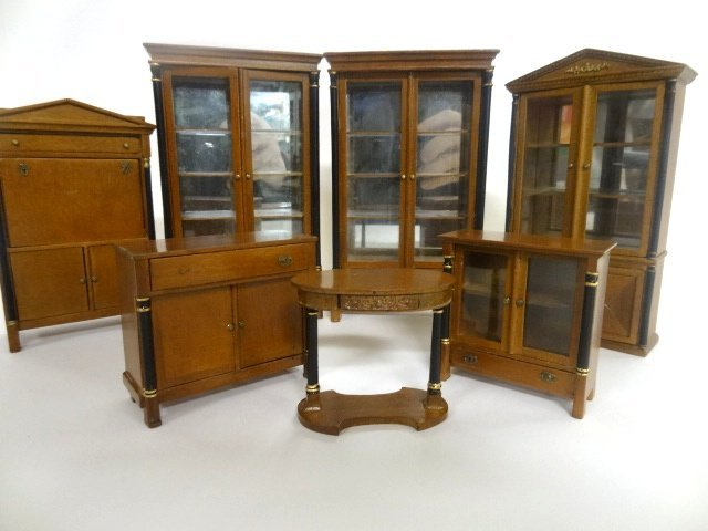 Bespaq Neo Classical Furniture Dollhouse Miniatures