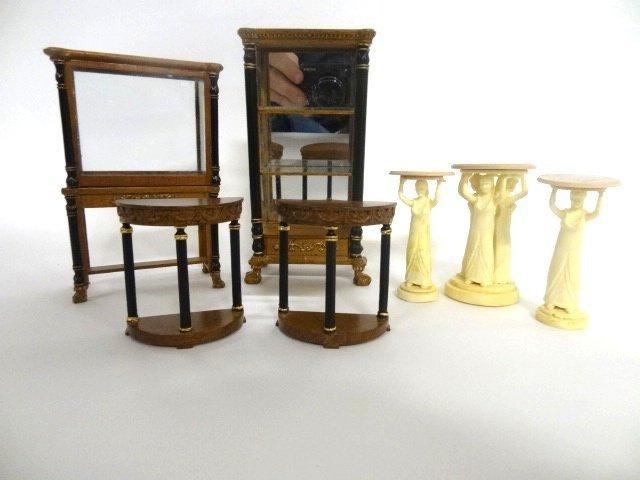 Bespaq Neo Classical Furniture Dollhouse Miniatures