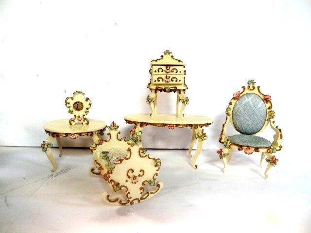 Spielwaren Dollhouse Furniture