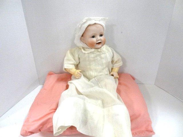Bonnie Babe by Putnam Bisque Doll
