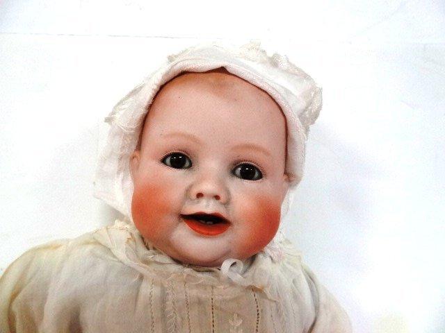 Bonnie Babe by Putnam Bisque Doll - 3