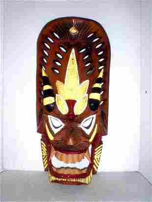 Ceremonial Spirit Mask