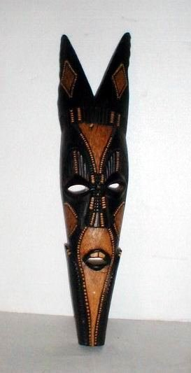 2: African Mask