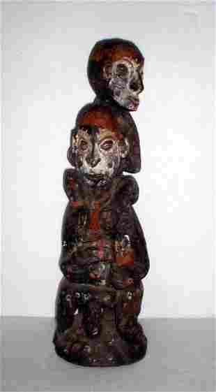 Female Figure, possible African maternal deity