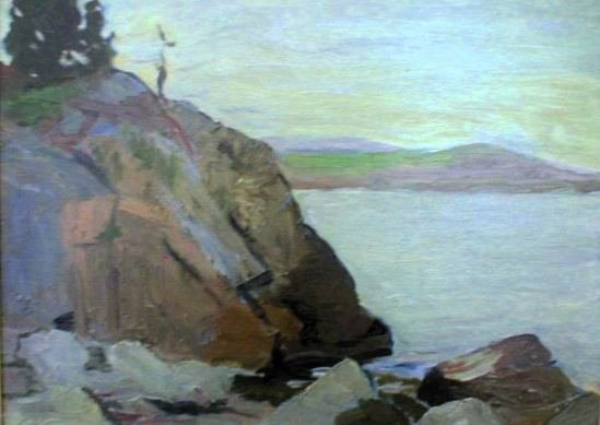 114: Yarnall Abbott (American 1837-1938