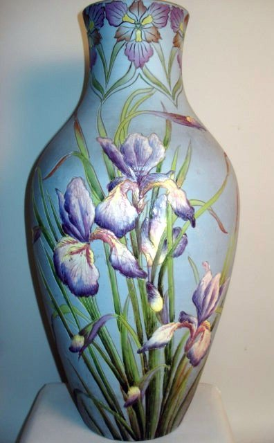 109: Art Pottery Vase