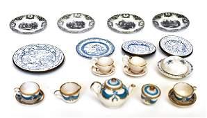Elisabett Andrews Dollhouse Tea  Others Miniatures