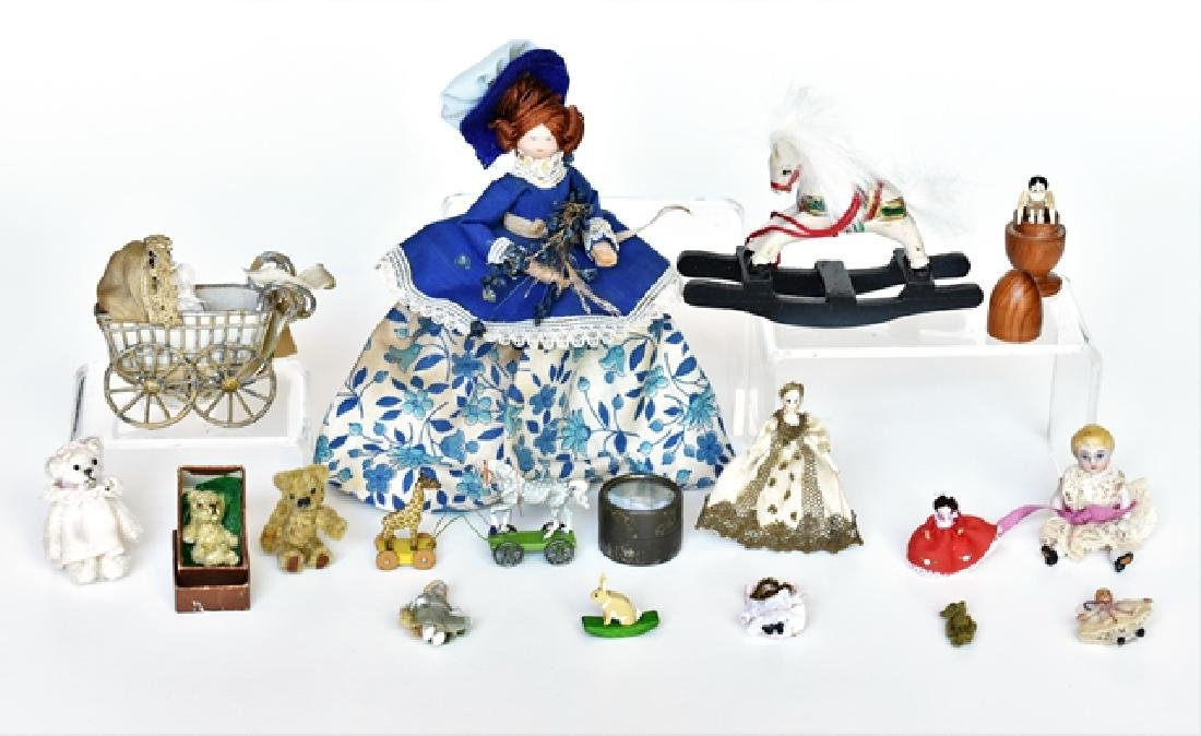 Dollhouse Dolls & Toys Miniatures
