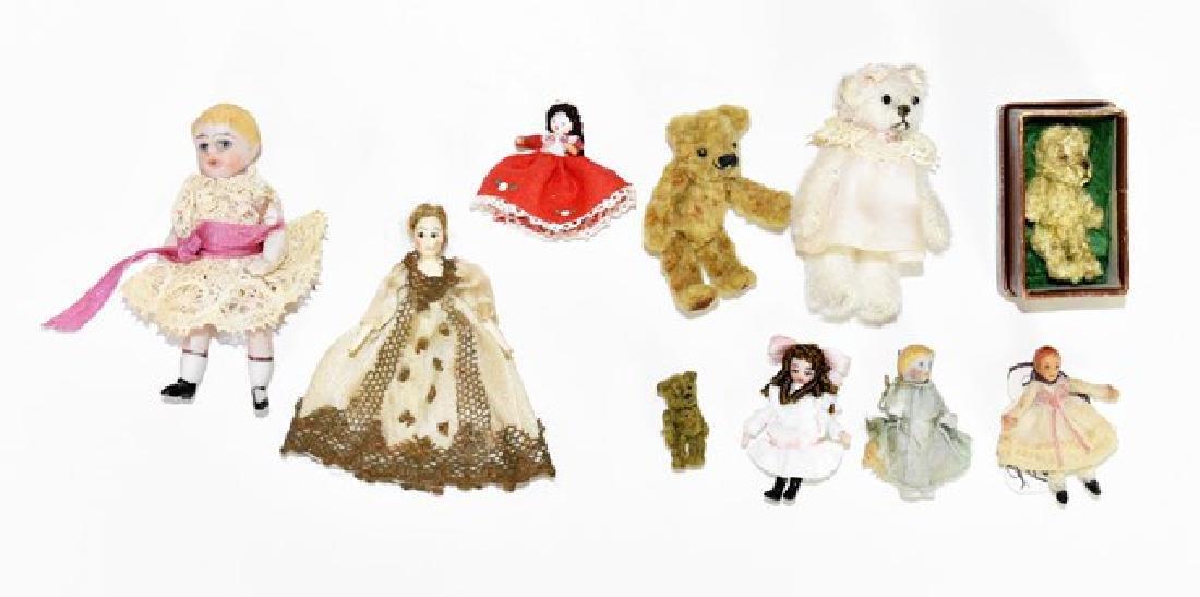 Dollhouse Dolls & Toys Miniatures - 2