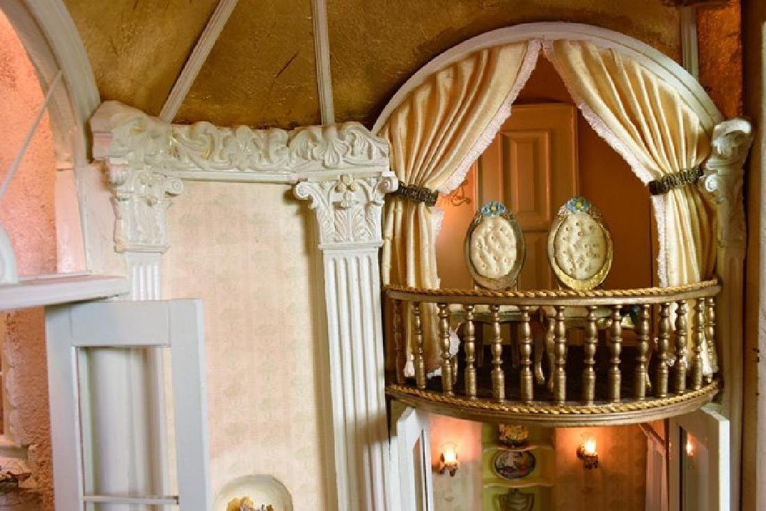 "French Opera House Room Box ""Sunday Noon Along The - 3"