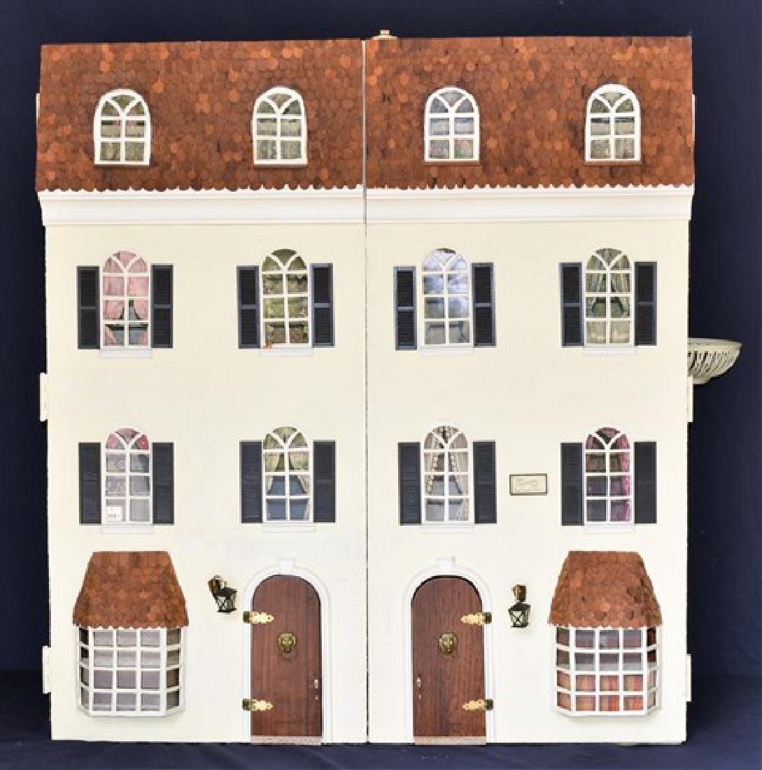 Mini Mansion Large Custom Dollhouse