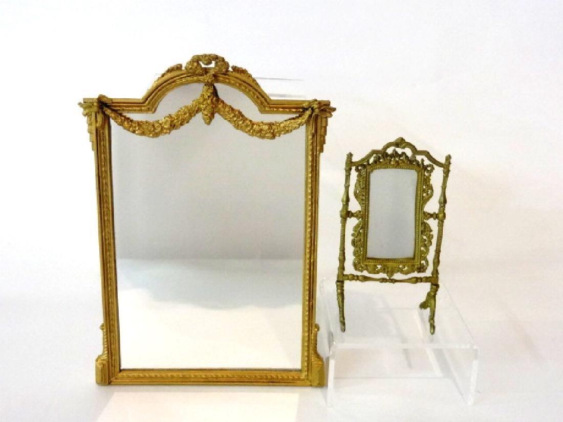 John Hodgson Mirror & Antique Mirror for Dollhouse
