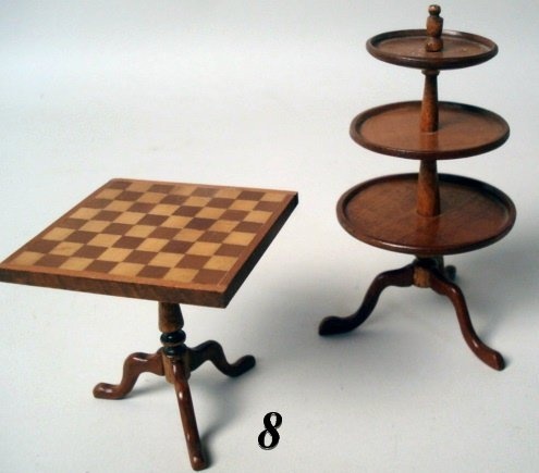8: Warren Dick Table