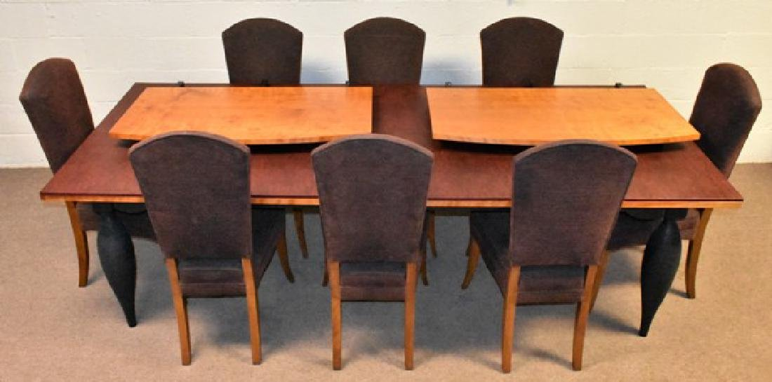 John Eric Byers Dining Room Table & Chairs - 5
