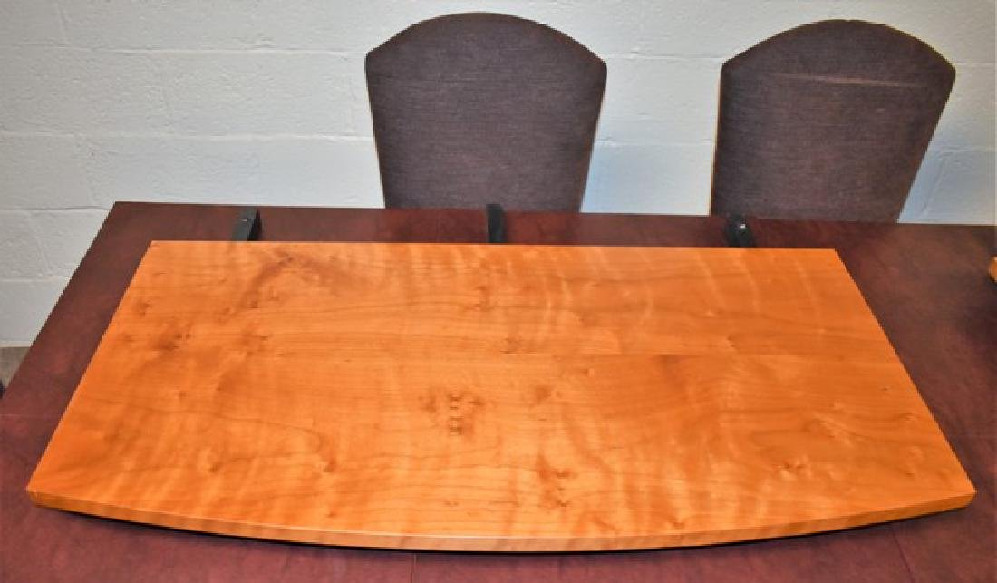 John Eric Byers Dining Room Table & Chairs - 6