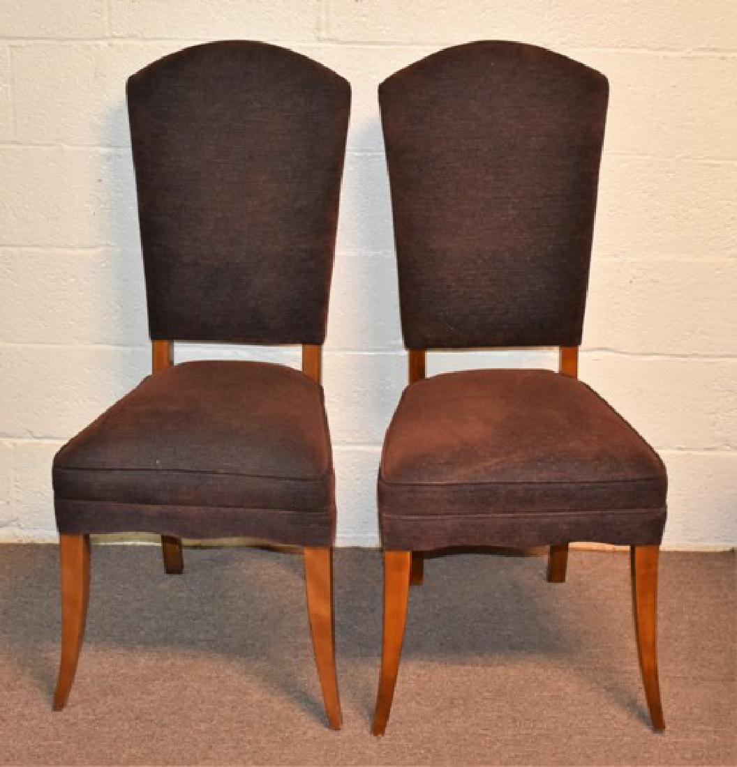 John Eric Byers Dining Room Table & Chairs - 8