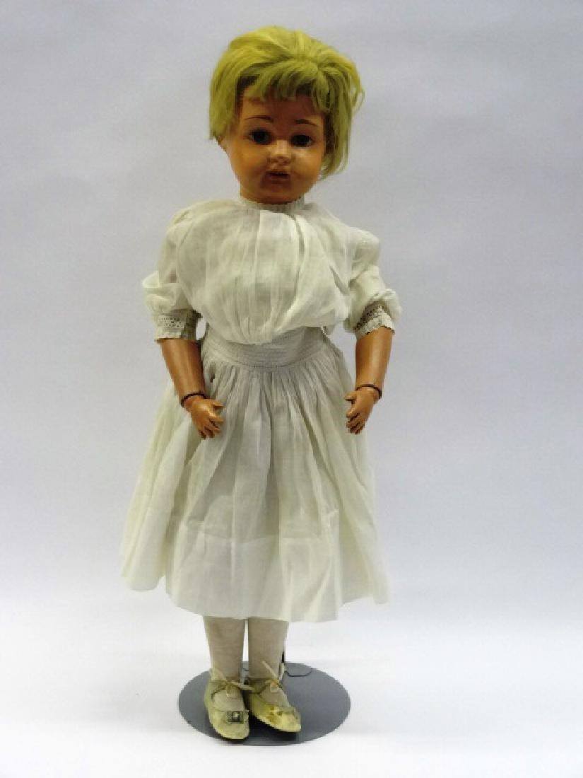 Schoenhut Girl   Doll
