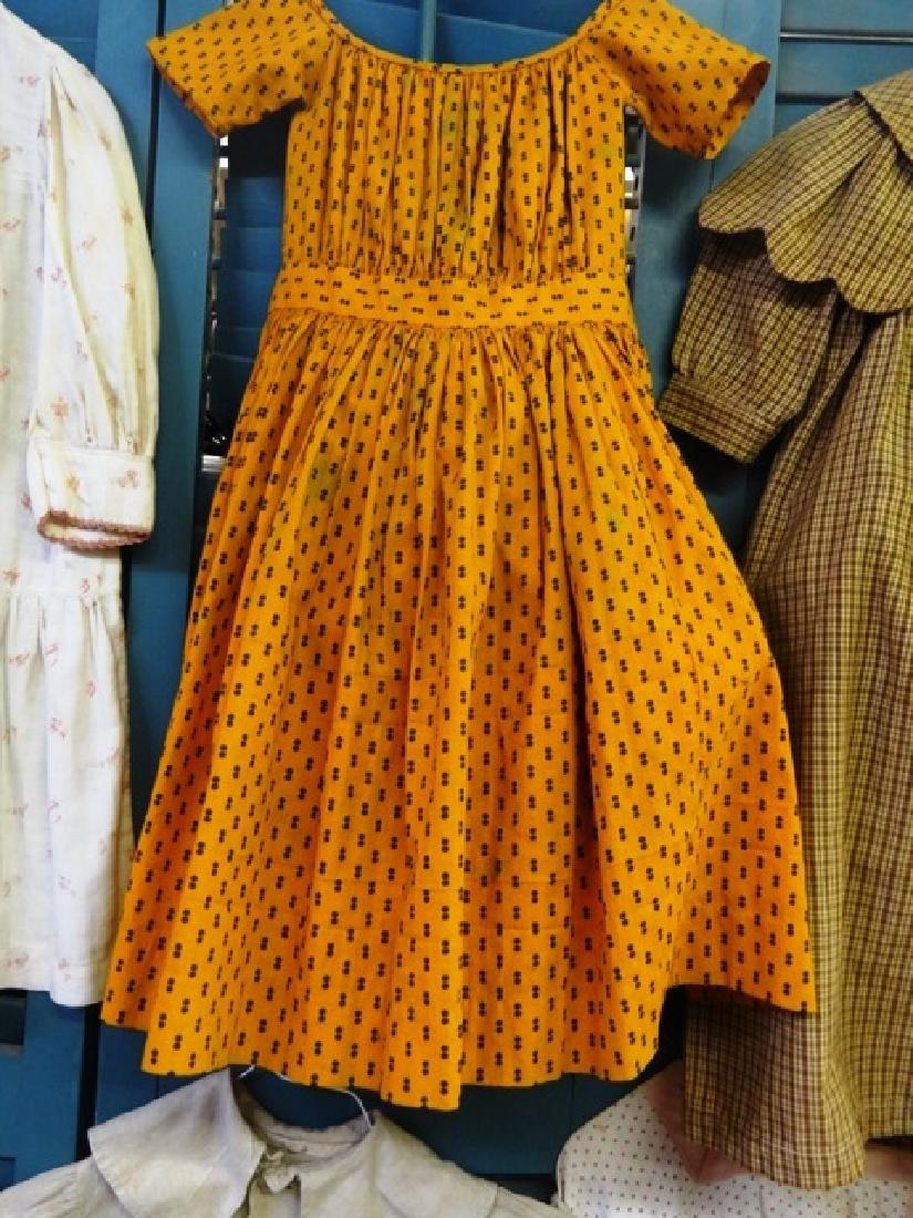 Six  early children's dresses - 2
