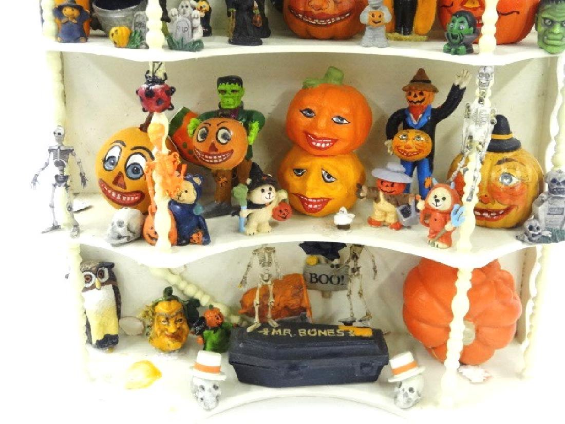 Collection of Dollhouse Halloween Decorations - 2
